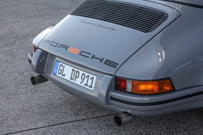Porsche 911 Wide Track Speedster by DP Motorsport 2