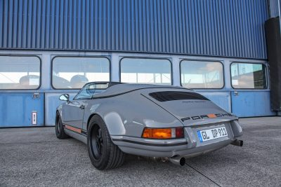 Porsche 911 Wide Track Speedster by DP Motorsport 20