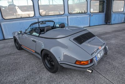 Porsche 911 Wide Track Speedster by DP Motorsport 22