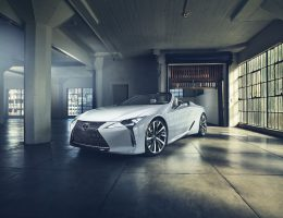 Lexus Raises Ante On LC Luxury With All New LC Convertible Concept