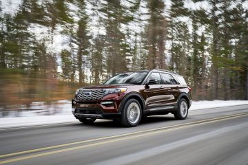 Ford Unveils 2020 Explorer, Rear Wheel Drive and New Technology Breathe New Life Into Iconic Nameplate