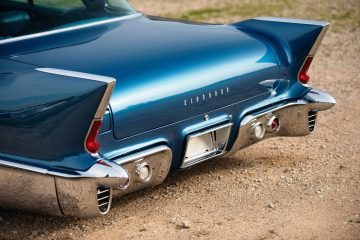 1957 Cadillac Eldorado Brougham – Meet the Original 4-Door Coupe
