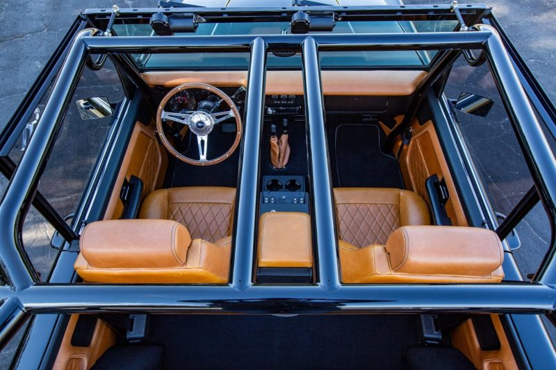 1969 Ford Bronco Supercharged by Velocity Restorations 28