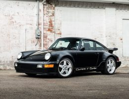 Subtlest RUF Ever? 1990 Porsche RUF BTR Carrera 4 Turbo – RM Amelia 2019 Preview