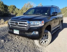2018 Toyota Land Cruiser – Off-Road & Towing Review – By Matt Barnes