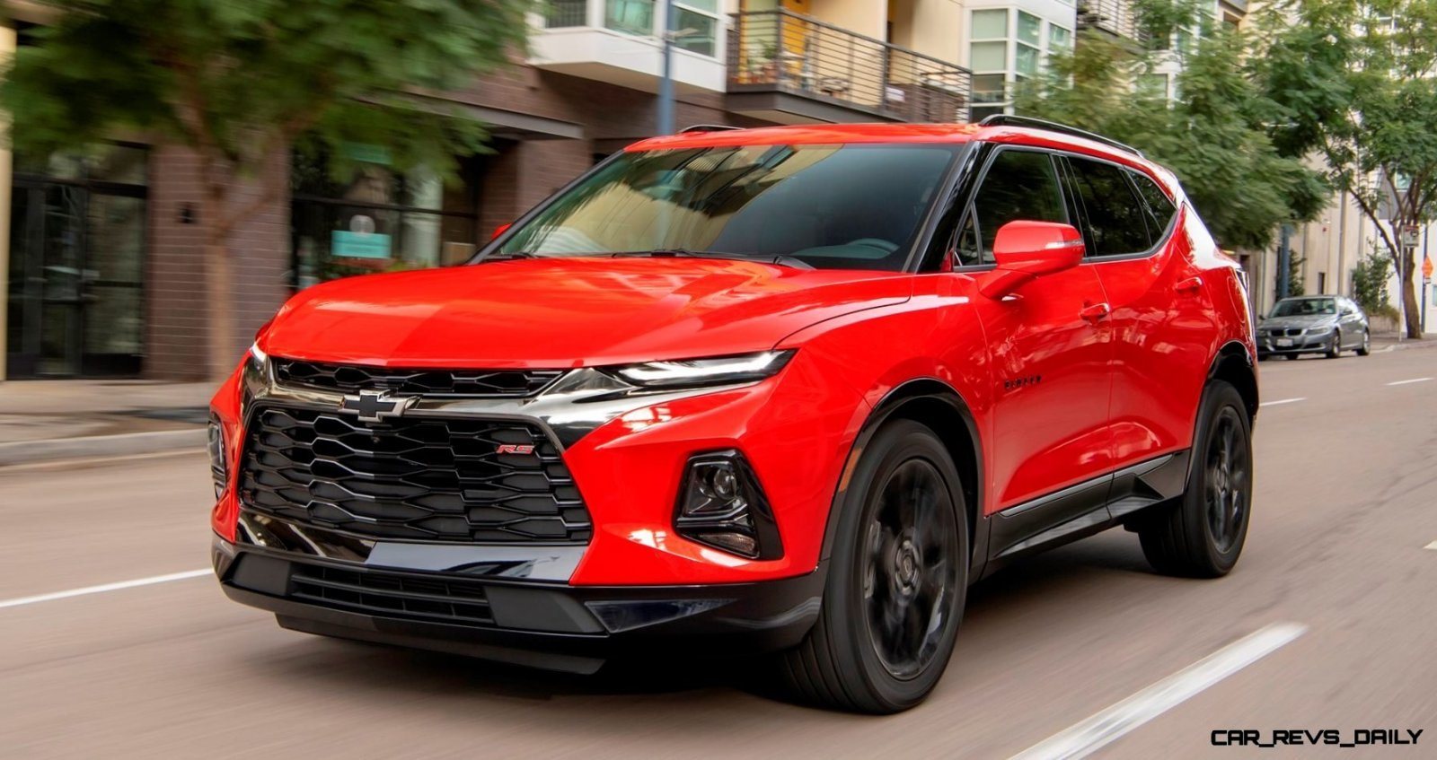 2019 Chevrolet Blazer RS - First Drive Gallery » CAR SHOPPING