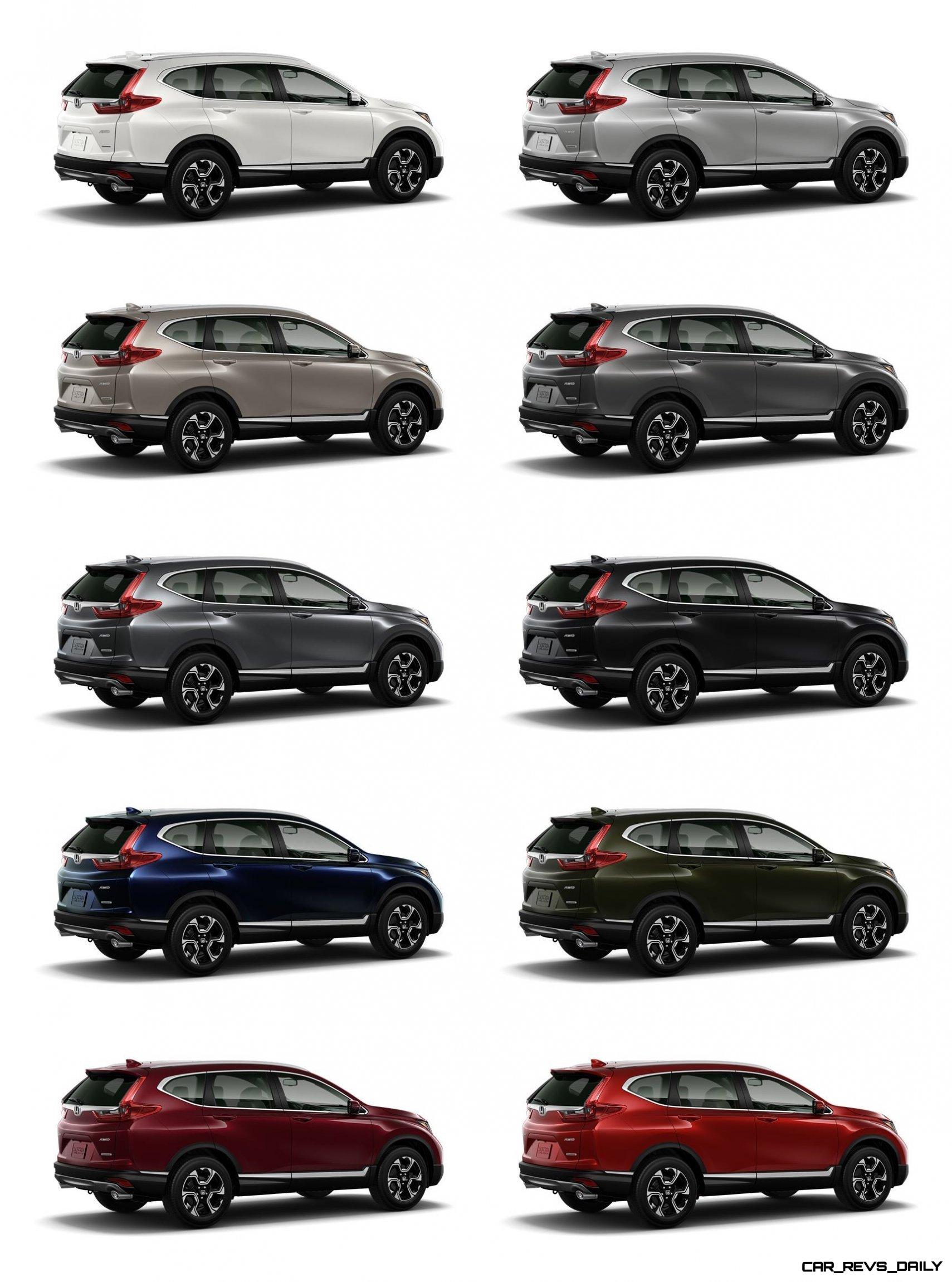 honda cr  visualizer   colors animated gifs car shopping