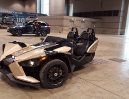 First Drive - 2019 Polaris Slingshot SLR - By Carl Malek