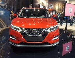 Nissan Unveils Updated 2020 Rogue Sport