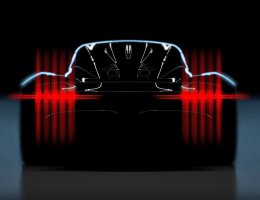 Aston Martin Teases Project 003 Hypercar, Expected To Blend Usability and Performance