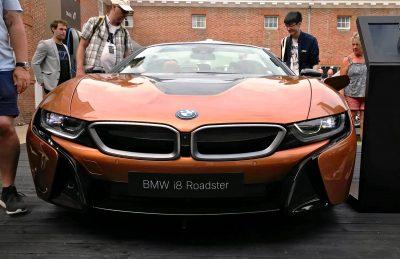 BMW i8 Roadster 14
