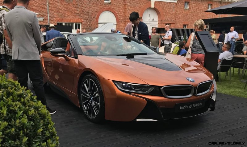 BMW i8 Roadster 16