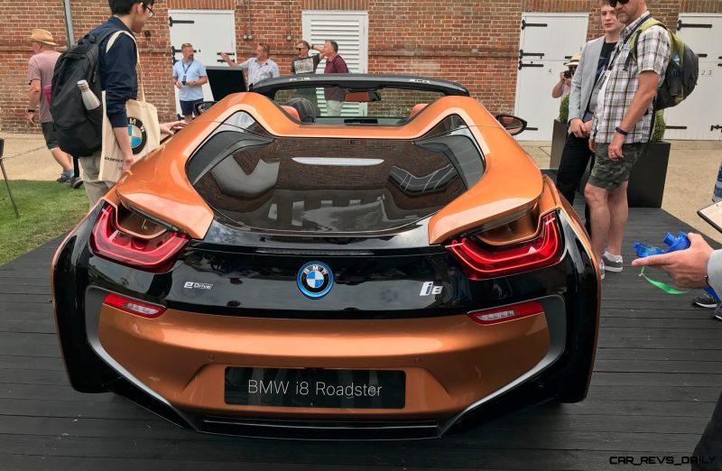 BMW i8 Roadster 17