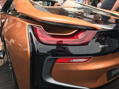 BMW i8 Roadster 3
