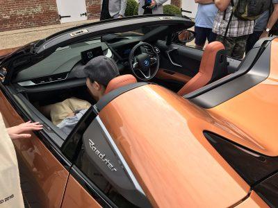 BMW i8 Roadster 6
