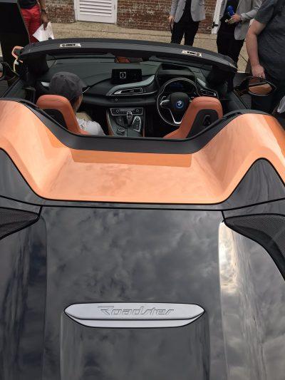 BMW i8 Roadster 7