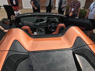 BMW i8 Roadster 9