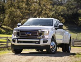 Ford Cranks Up Horsepower Wars With 2020 Super Duty, Debuts New 7.3 liter V8