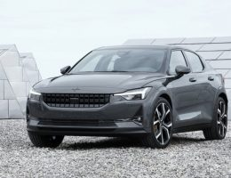 Volvo Reveals Polestar 2 EV Ahead of Geneva, Boasts 275 Mile Driving Range
