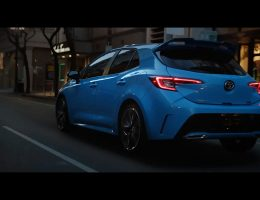 Toyota Teases Idea of Performance Focused Corolla Variants