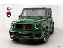 Mercedes-Benz G-Class INFERNO by TopCar Design