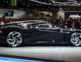 2019 Bugatti La Voiture Noire – 39-Photo Geneva Debut & Design Analysis