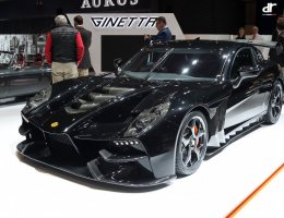 2019 Ginetta Akula – Underdog Debut Pips Geneva Hypercar Elite