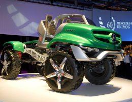Concept Flashback – 2011 Unimog 60th Anniversary Design Concept