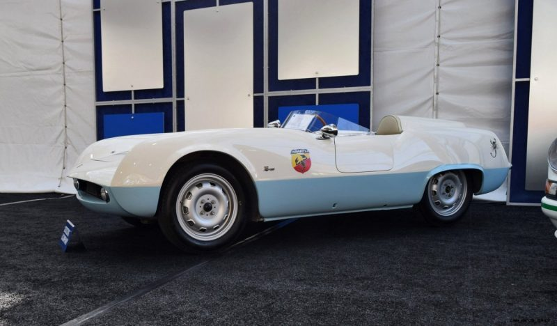 1955 ABARTH 207A Speedster - Gooding Amelia 2019 Favorites 10