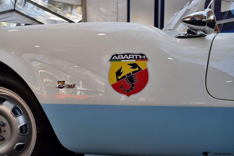 1955 ABARTH 207A Speedster - Gooding Amelia 2019 Favorites 11