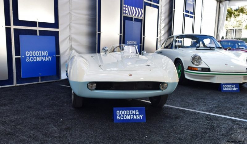 1955 ABARTH 207A Speedster - Gooding Amelia 2019 Favorites 5