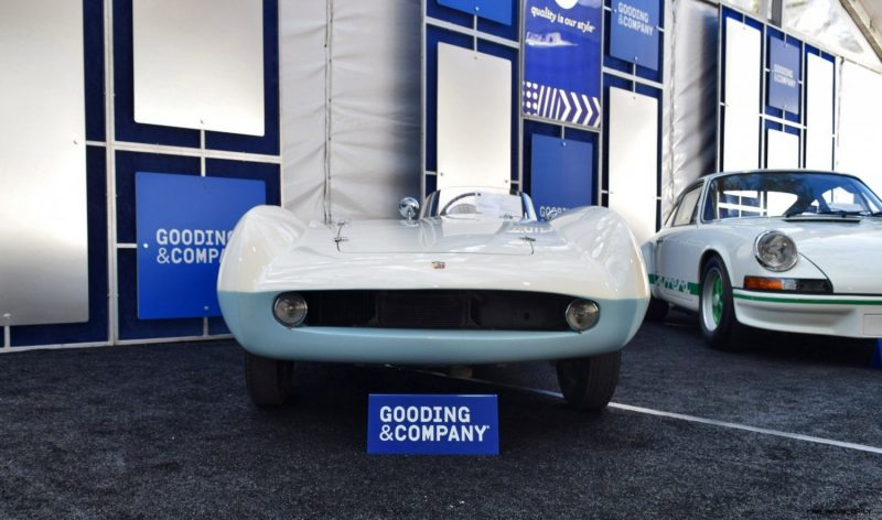 1955 ABARTH 207A Speedster - Gooding Amelia 2019 Favorites 6