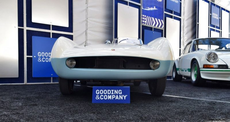 1955 ABARTH 207A Speedster - Gooding Amelia 2019 Favorites 7