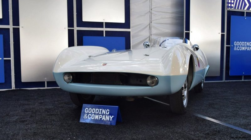 1955 ABARTH 207A Speedster - Gooding Amelia 2019 Favorites 8