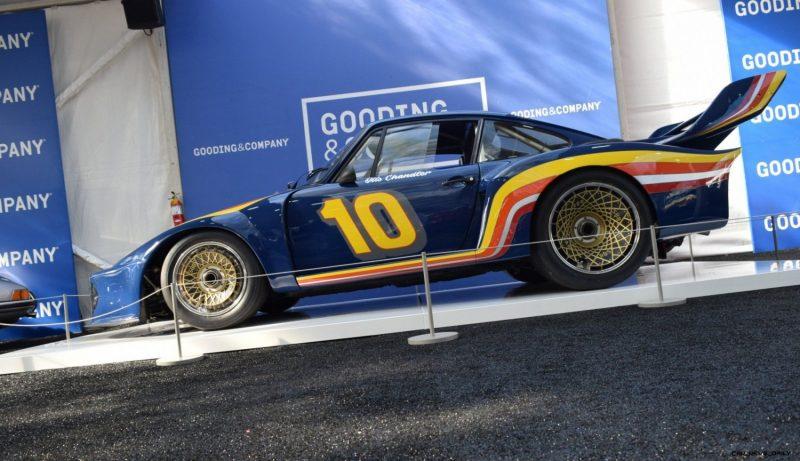 1979 Porsche 935 - Gooding Amelia 20191