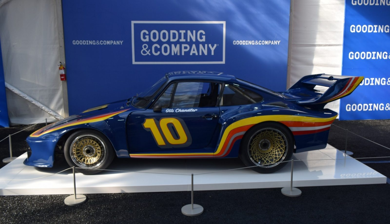 1979 Porsche 935 - Gooding Amelia 20192