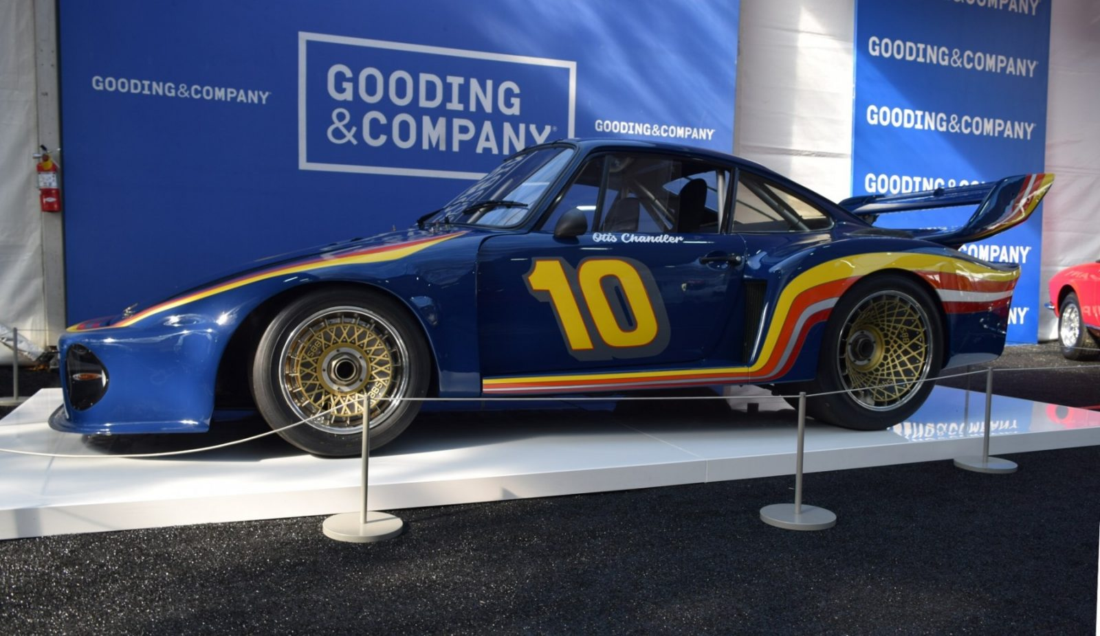 1979 Porsche 935 - Gooding Amelia 20193