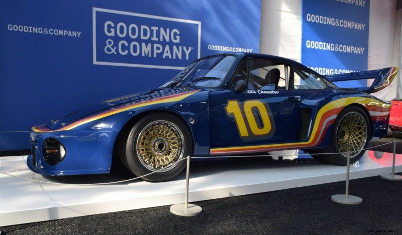 1979 Porsche 935 - Gooding Amelia 20194