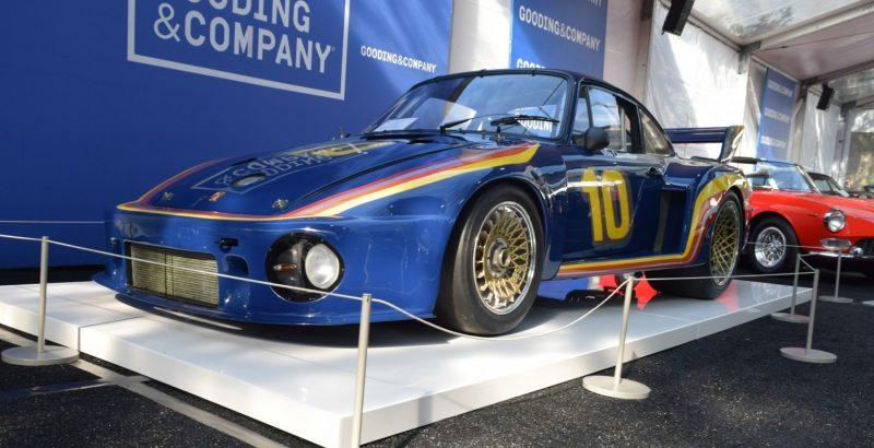 1979 Porsche 935 - Gooding Amelia 20195