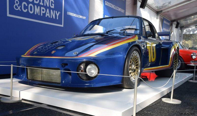 1979 Porsche 935 - Gooding Amelia 20196