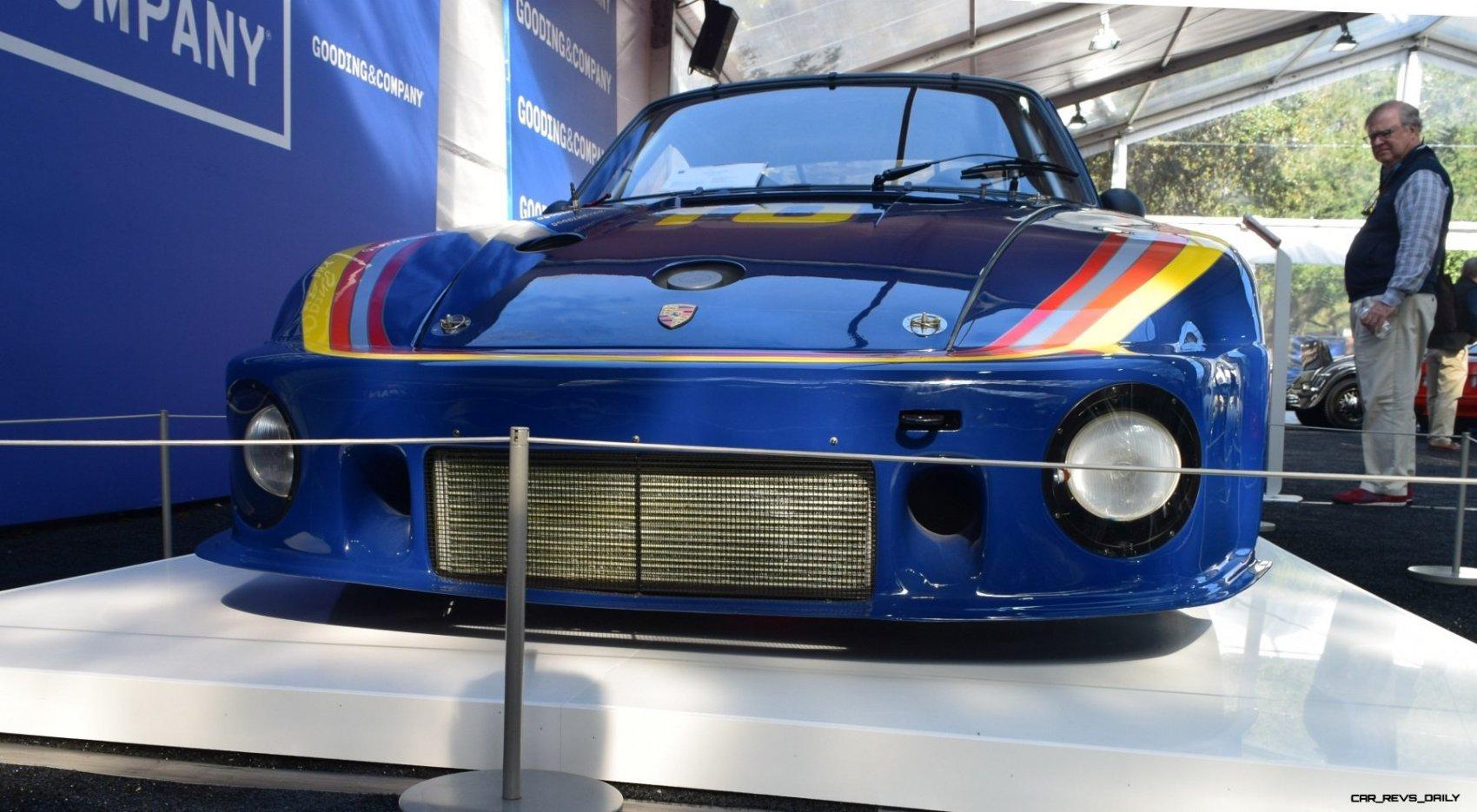 1979 Porsche 935 - Gooding Amelia 20197