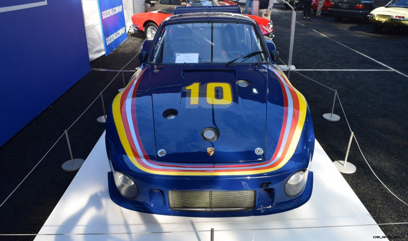 1979 Porsche 935 - Gooding Amelia 20199