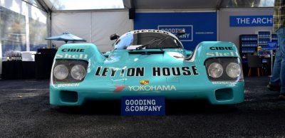 1987 Kremer Porsche 962C 10