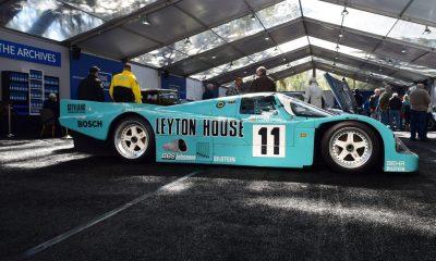 1987 Kremer Porsche 962C 3