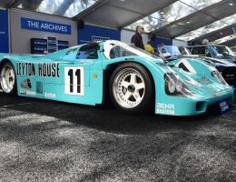 1987 Kremer Porsche 962C – Gooding Amelia 2019 Highlights