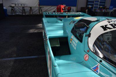 1987 Kremer Porsche 962C 6