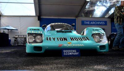 1987 Kremer Porsche 962C 7