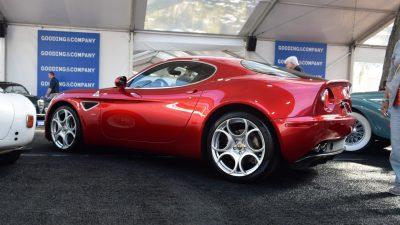 2008 Alfa Romeo 8C Competizione 10