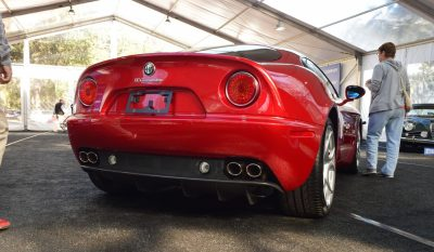 2008 Alfa Romeo 8C Competizione 11