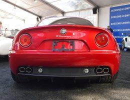 2008 Alfa Romeo 8C Competizione – Gooding Amelia Island 2019Highlight